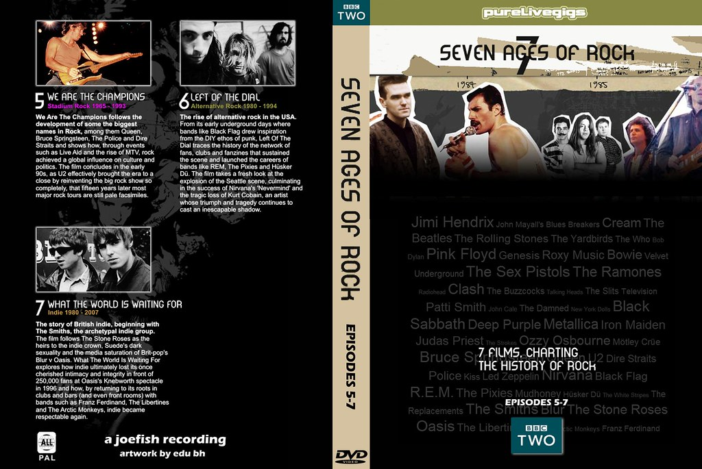 Seven Ages Seven Ages of Rock Bbc 5-5