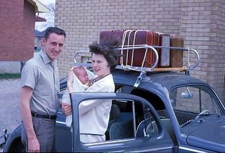Leaving London 4 Renfrew Apr 28 1962