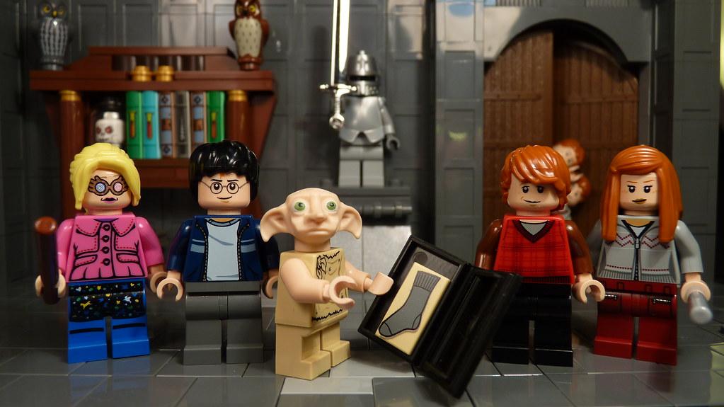 Dobby Harry Potter Lego Lego Harry Potter 2010