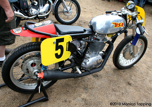 501 1971 BSA B50 Roadracer