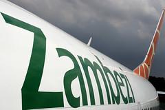 Zambezi Airlines Titles