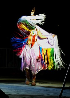 Yellow Bird Dancer