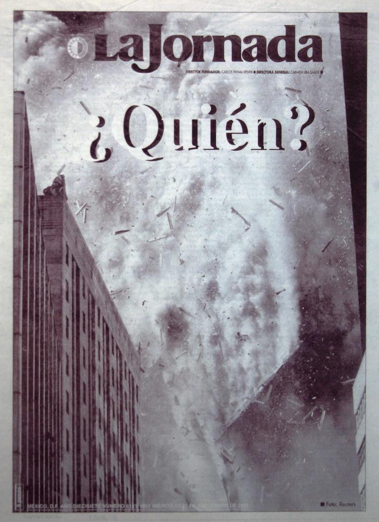 La Jornada ,  Mexico City, Mexico