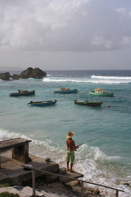 Barbados East coast