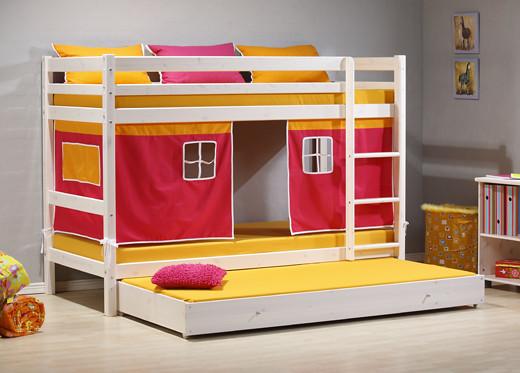Pink Bunk Beds Uk
