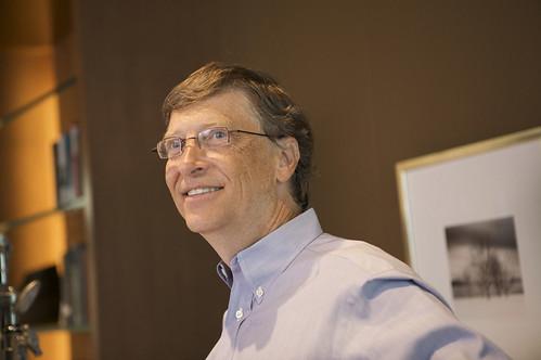 Bill gates: le plus riche du monde