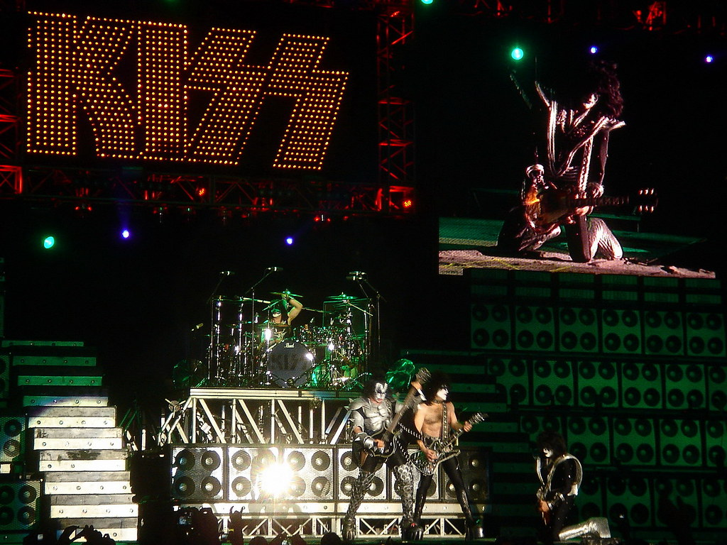 kiss alive 35 bercy 2008