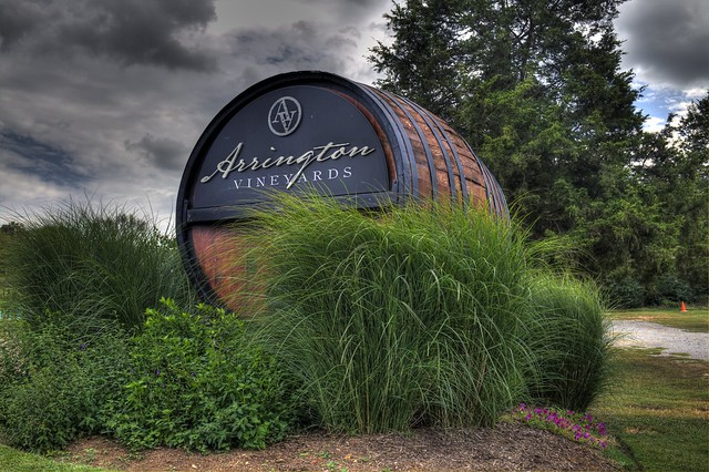 Arrington Vineyards - Arrington, TN