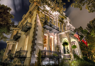 Ya Gotta Love Savannah...The Hamilton-Turner Inn
