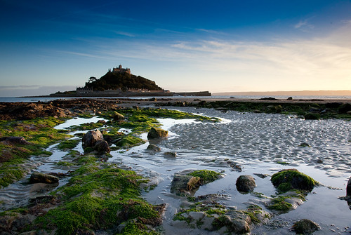 St. Michaels Mount - Marazion