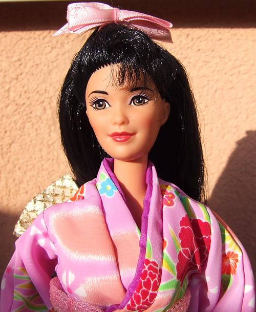 Midori - Japanese Barbie