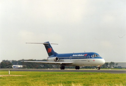 British Midlands DC9