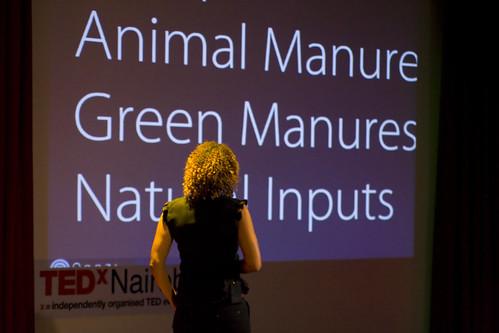 TEDx Nairobi 2010: Su Kahumbu