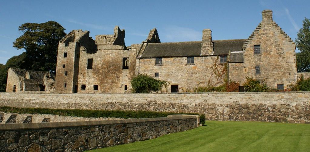 Castillo de Aberdour