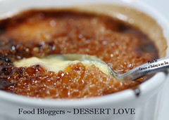 Food Bloggers~Dessert Love -Flickr Group