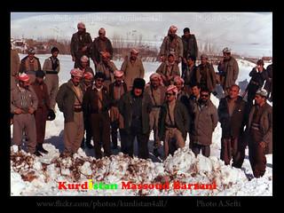 KURDISTAN Barzani