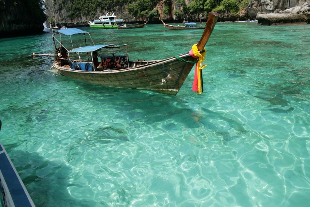 near Koh Phi Phi