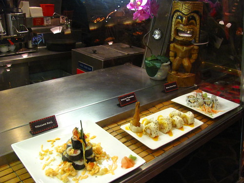 Kona Island Sushi Bar at The Polynesian Resort