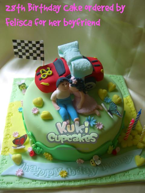 Birthday Cake Pictures Romantic : Romantic Birthday Cake Flickr - Photo Sharing!