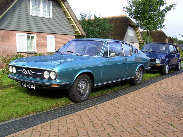 1972 Audi 100 Coupe S | Flickr - Photo Sharing!