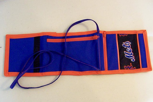 Amazin' Mets Pocket Purse