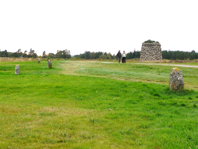 Culloden Battle Site, 1746