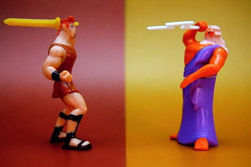 Hercules vs. Zeus (269/365)