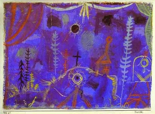 Paul Klee -Hermitage