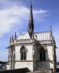 Chateau d'Amboise, Loire Valley, France