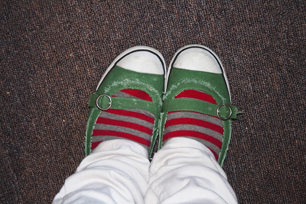 Image Result For Elf With Striped