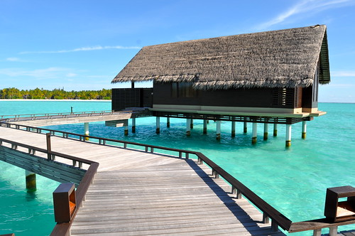 Maldives, The One & Only Resort Reethi Rah