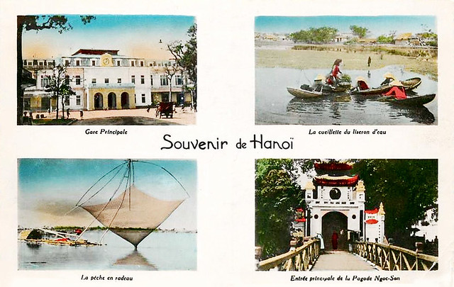 Souvenir de Hanoi