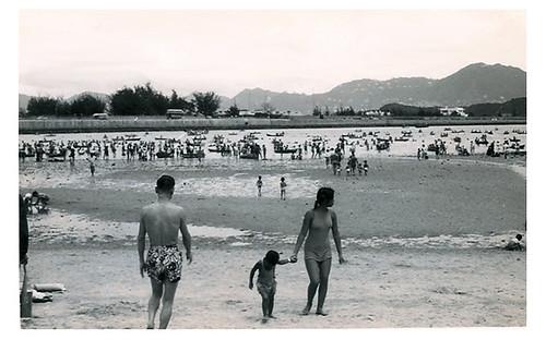 1960s Lai Chi Kok beach