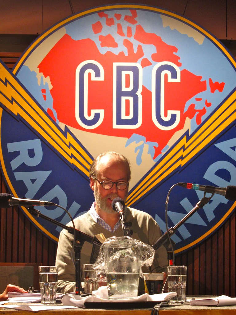 CBC Radio Book Club | Douglas Coupland