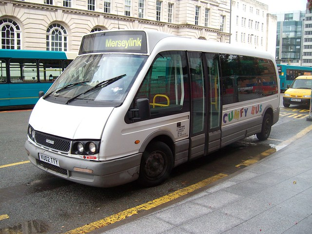 Optare Alero http://www.flickr.com/photos/48950471@N02/5056900243/