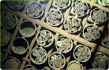 US nuclear waste stored uncapped underwater - Washington
