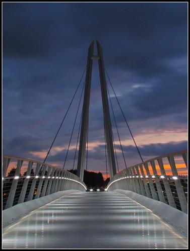 longexposure architecture canon nightshot powershot riversevern sparkle worcestershire sx20is diglisbridge