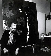 Clyfford Still, by Hans Namuth 1951