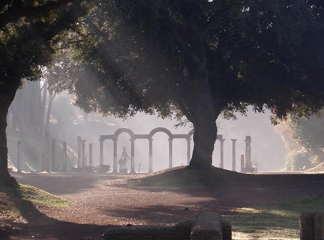 Villa Adriana, Tivoli, unkown photographer