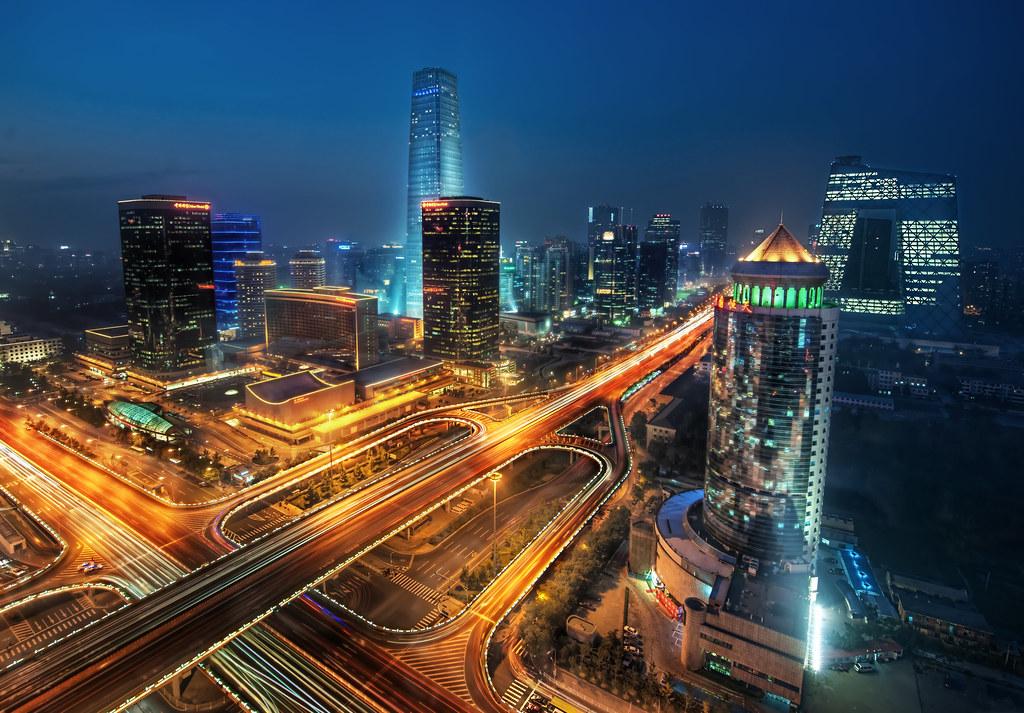 china traffic photo