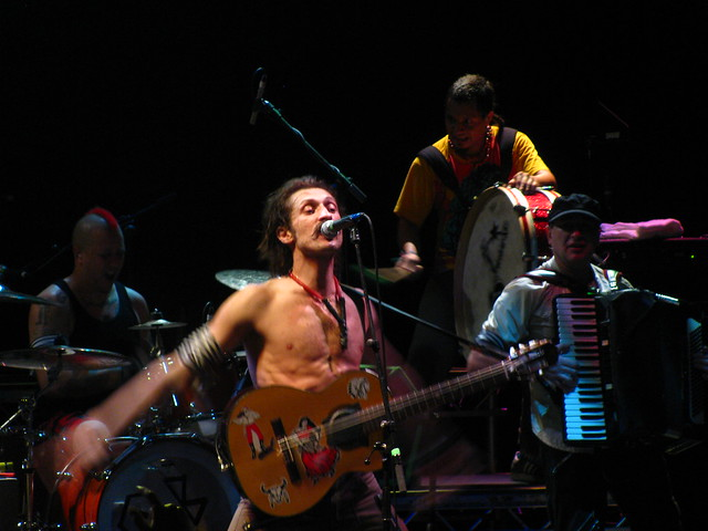 Gogol Bordello @ Hammersmith Apollo 05/05/10