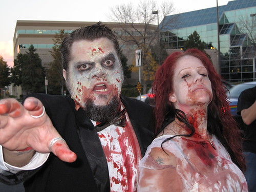 Minneapolis Zombie Pub Crawl 2010
