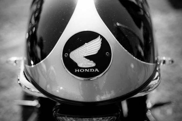 Honda Caf Ef Bf Bd Racer