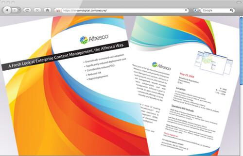Alfresco Brochure