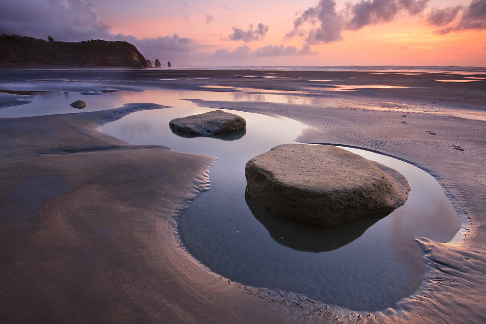 Rock Pools by Chris Gin
