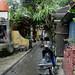 Kepadatan penduduk di Sriwedari. : A dense area in Sriwedari.  Photo by Ardian