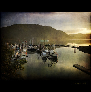 Sunrise at Cowichan