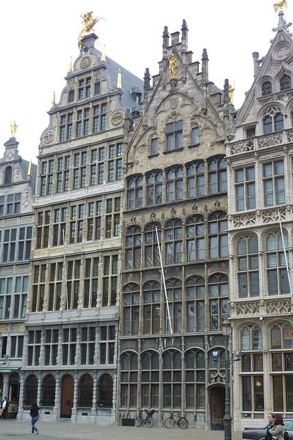 276 - Antwerpen, Anvers, Amberes