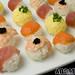 How to make temari-zushi (temari-sushi)