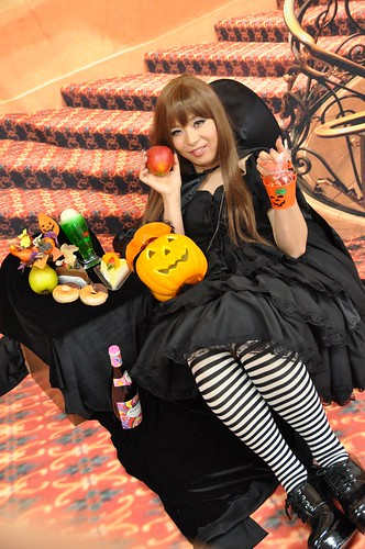 MISAKKY Witch★ at Halloween 007 by MISAKI YOSHIDA(MISAKKY)